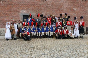 commemoration de la bataille de Waterloo