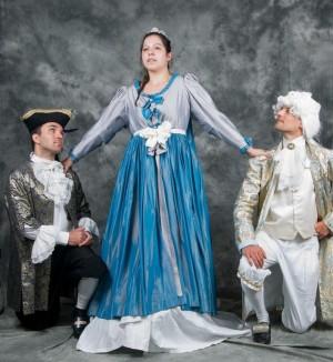 costumes louis XVI