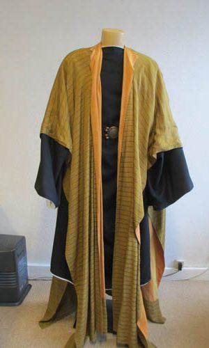 Manteau de riche notable de Jérusalem