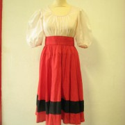 Robe traditionnelle italienne - costume sur seine 82d951c54569