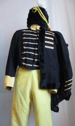 Archives D'époque Seine Veste Costume Militaire Sur YExwRpv