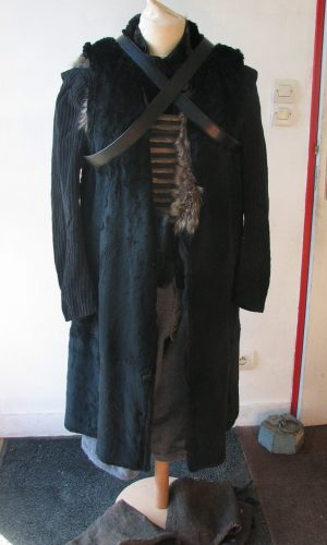 Costume de Jon Snow