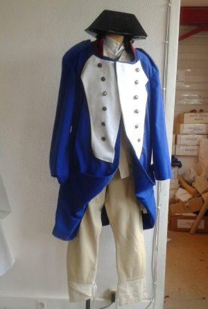 costume waterloo