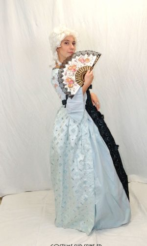 Robe versailles marquise