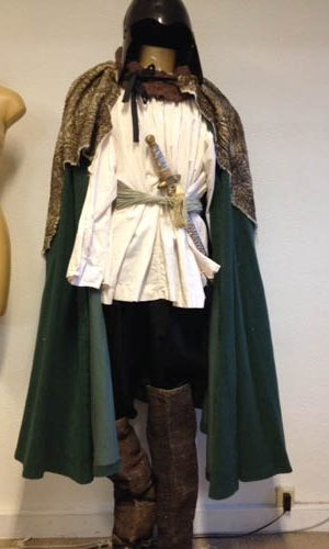 costume complet de viking