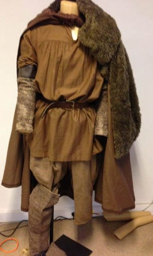 costume de viking
