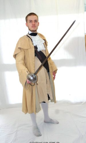 location costume 17ème siècle