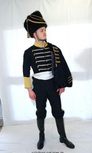costume de hussard