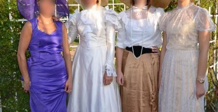 costumes 1900