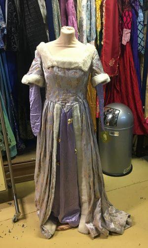 Costume d'Isabella