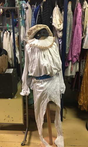 Costume de Polichinelle