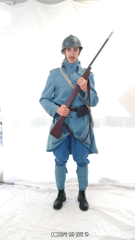 Soldat 14-18 poilus