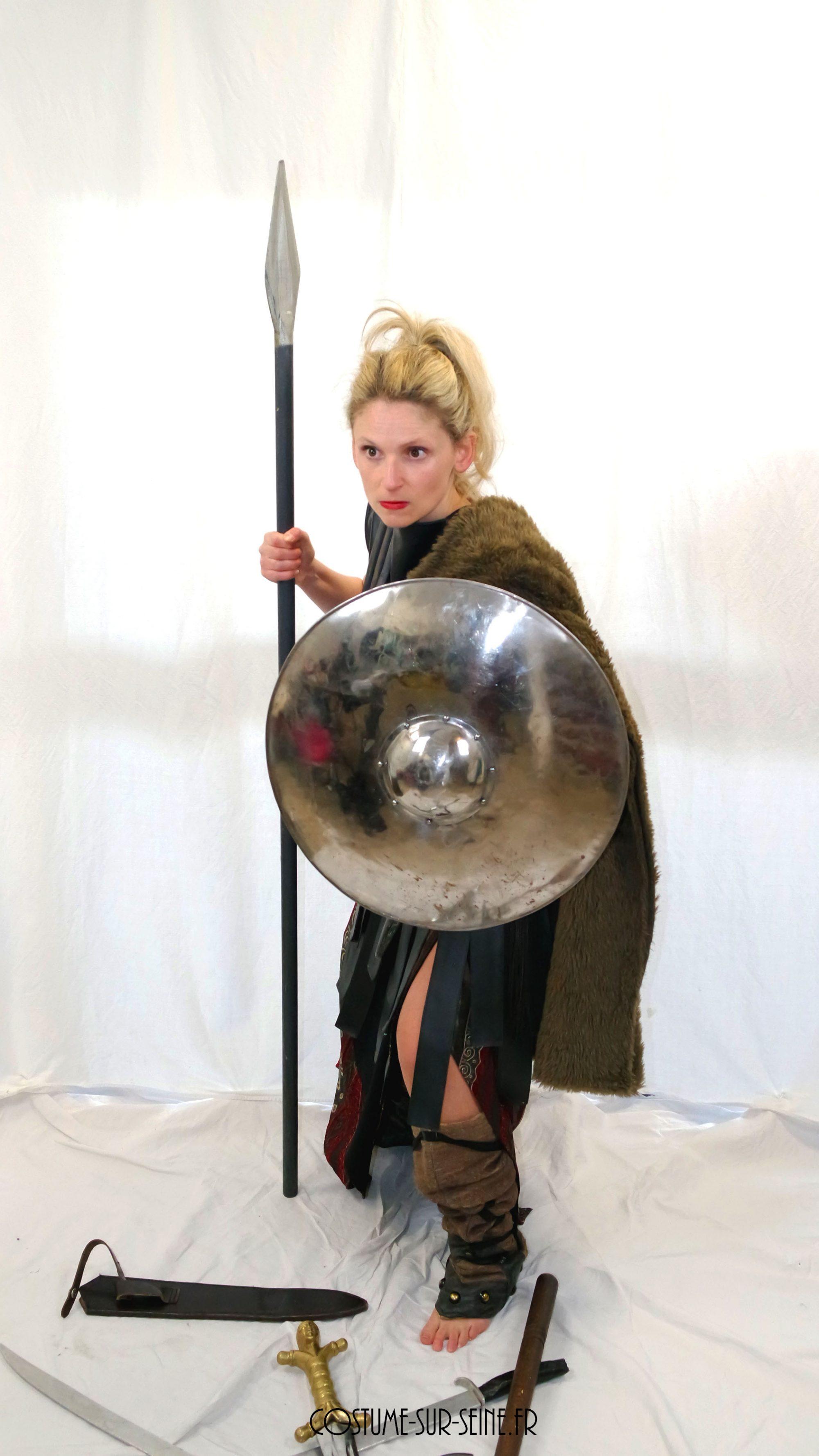 Guerrière Celte