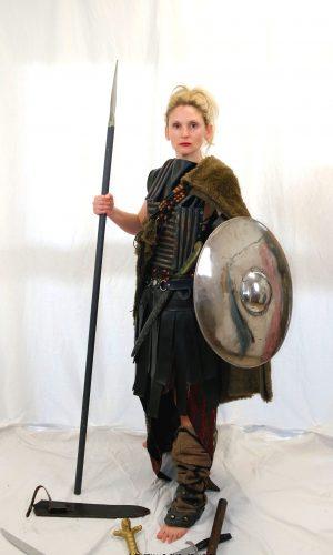 costume-guerrière-cuirasse