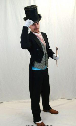 Costume complet de Dandy