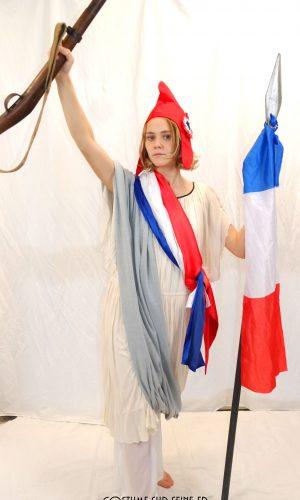 costume Marianne
