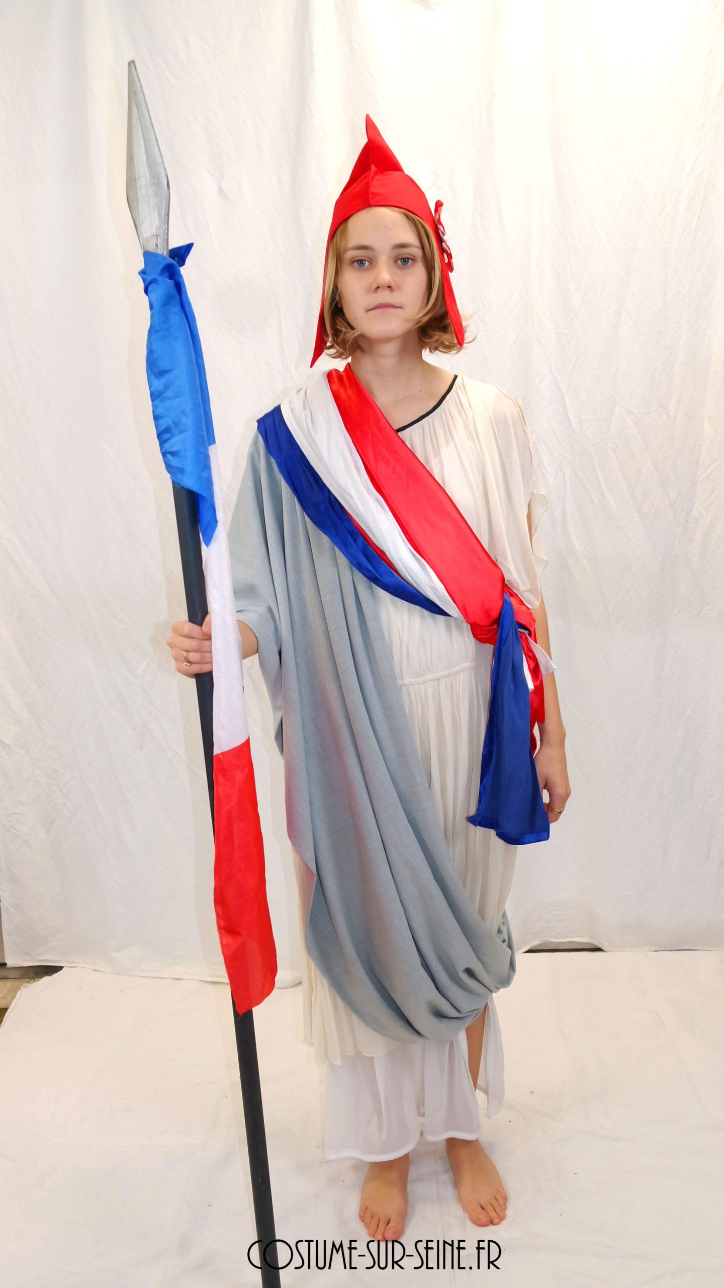 Marianne, liberté guidant le peuple