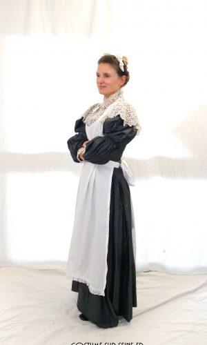costume soubrette Feydeau