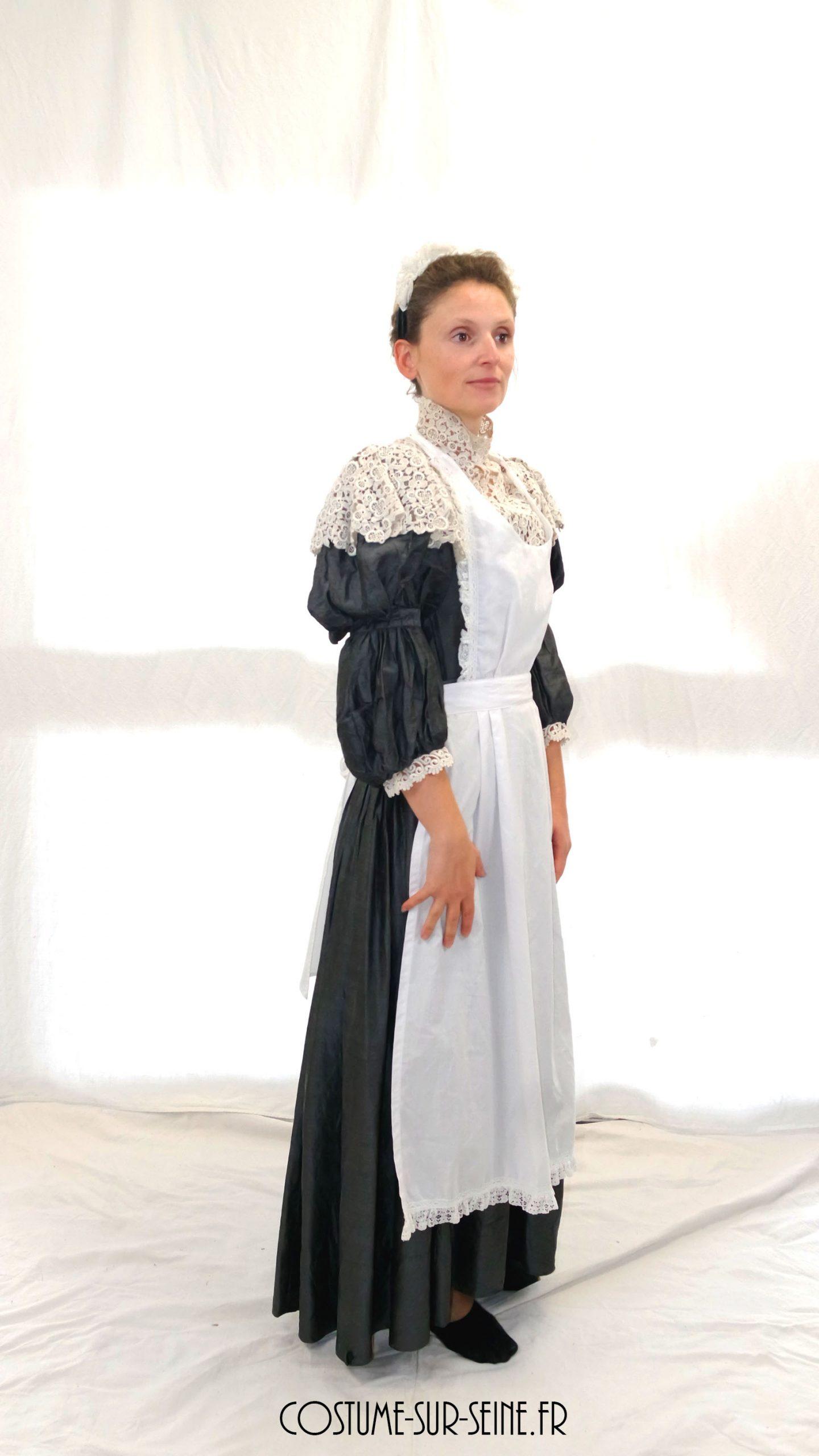 costume soubrette FeydeauURES