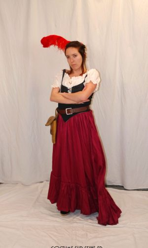 location costume saloon