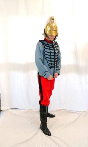 soldat cuirassier Empire