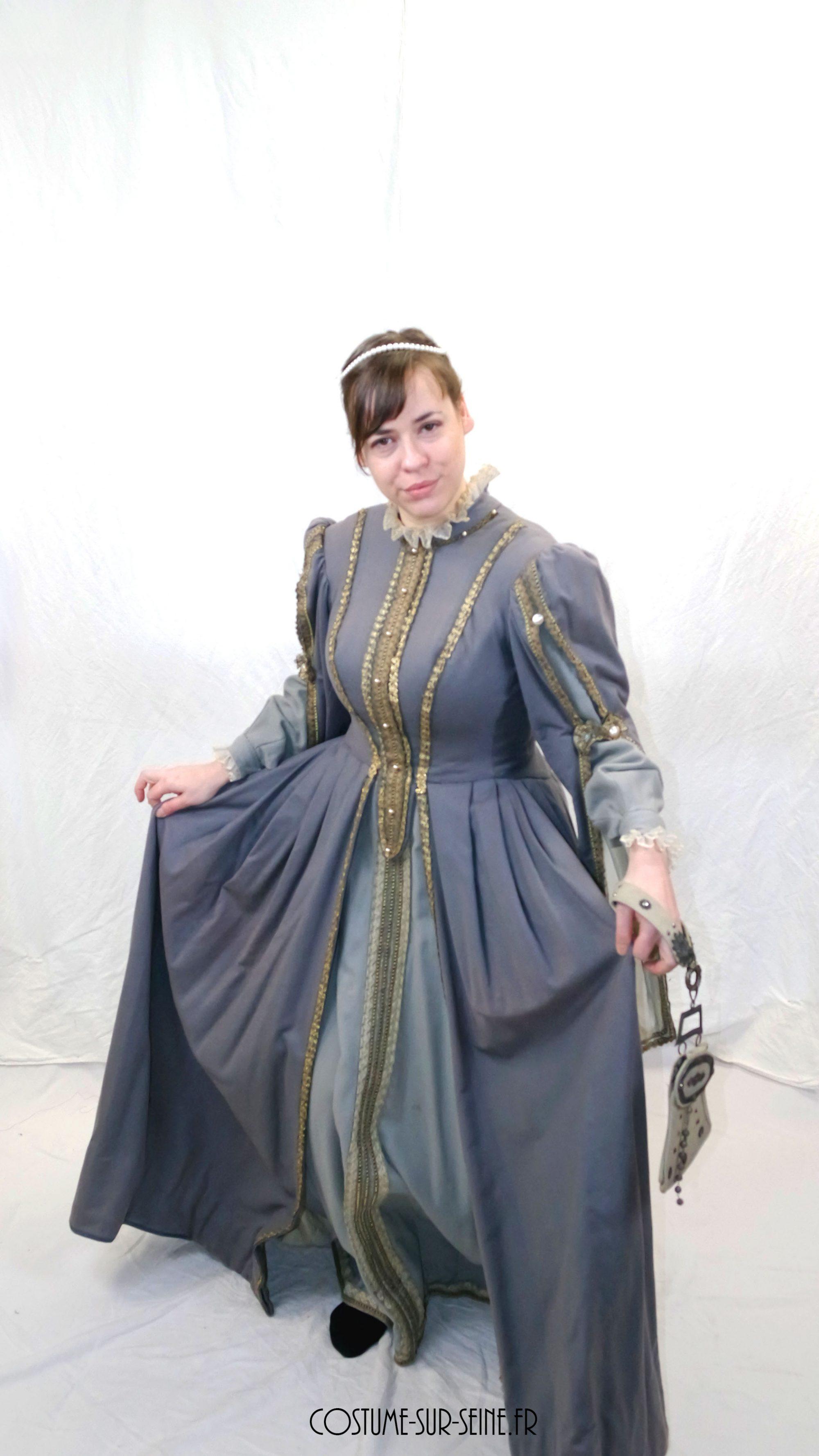 costume Robe renaissance