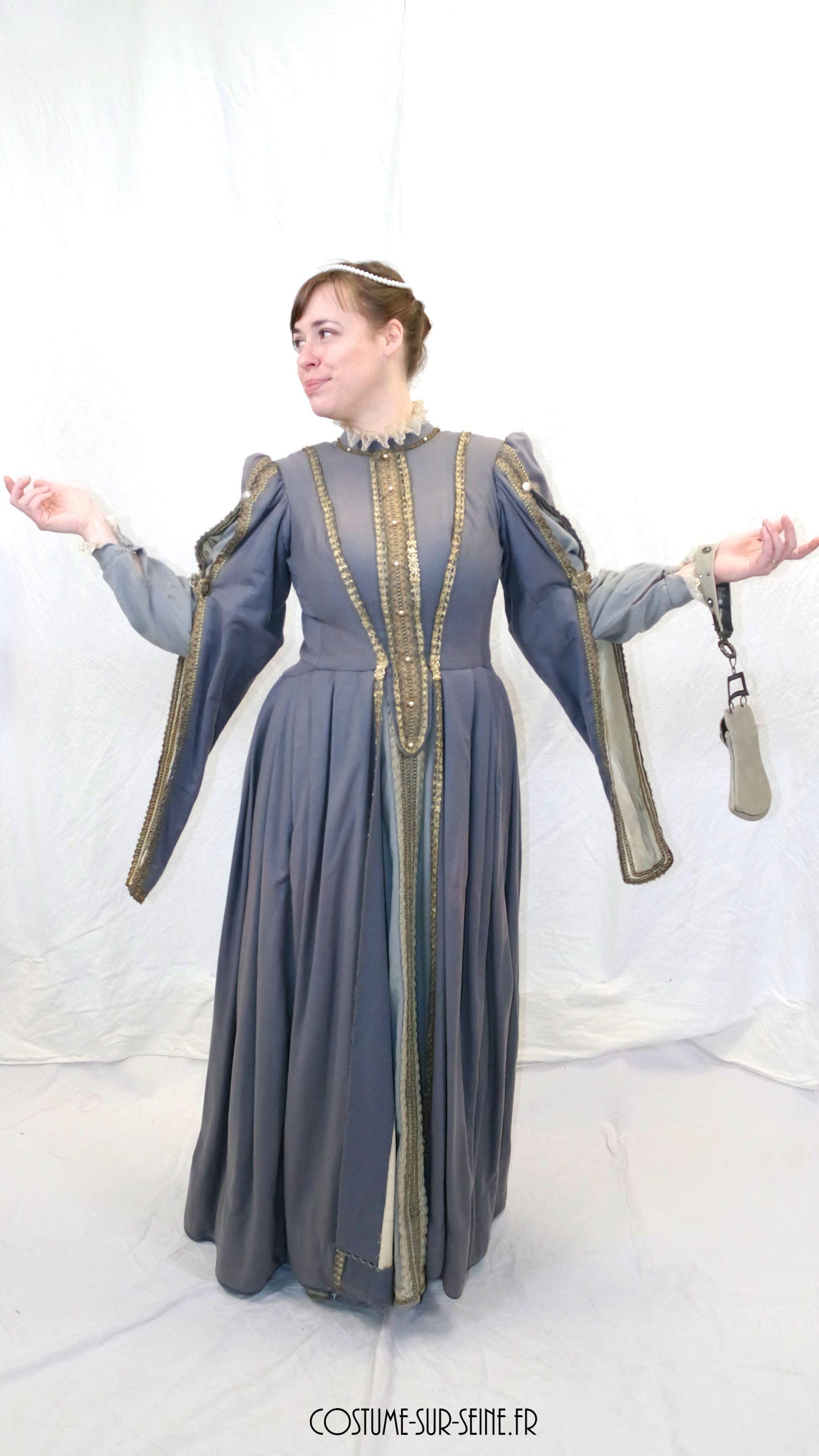 costume Robe renaissanceURES