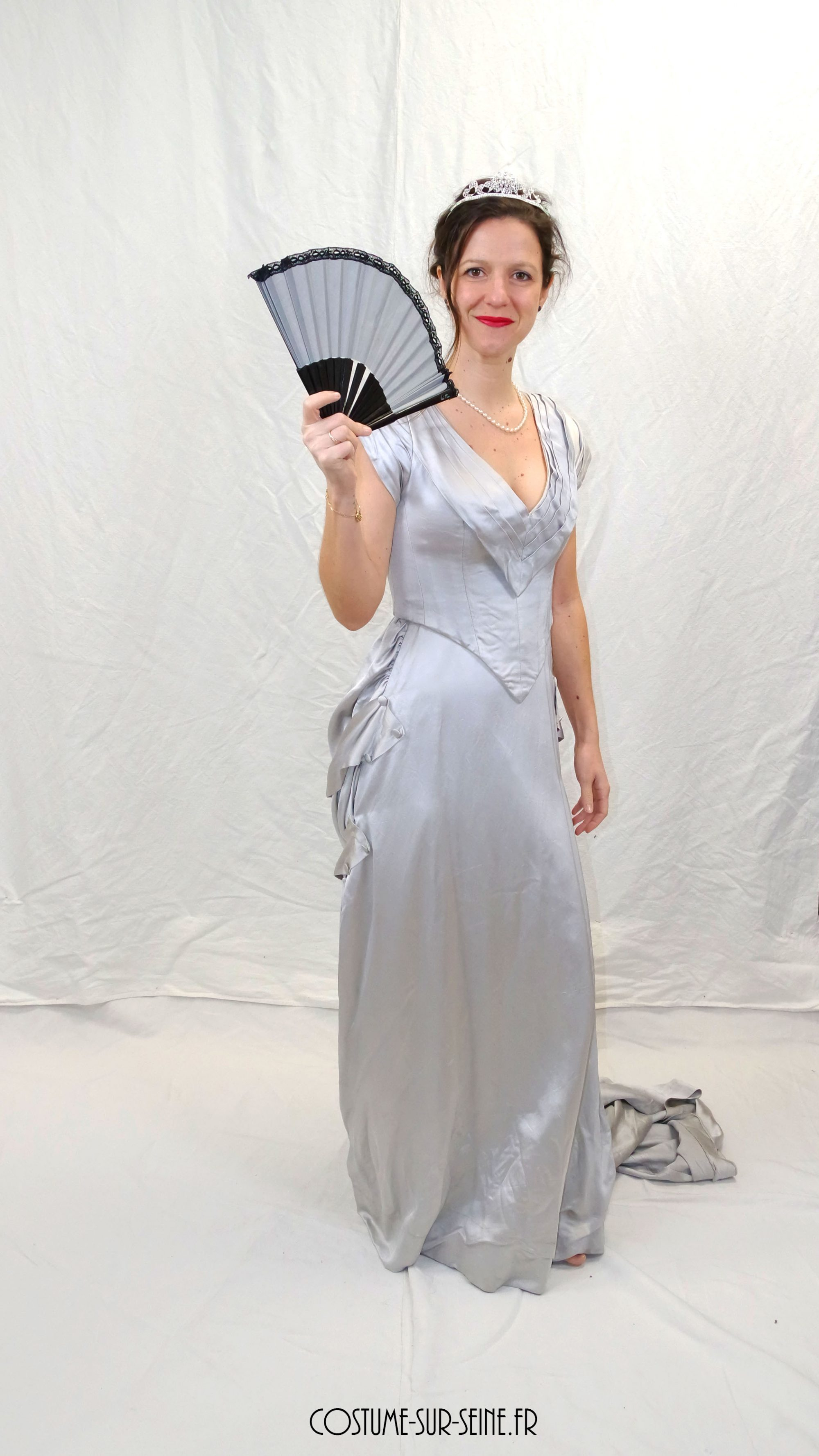 costume robe de bal