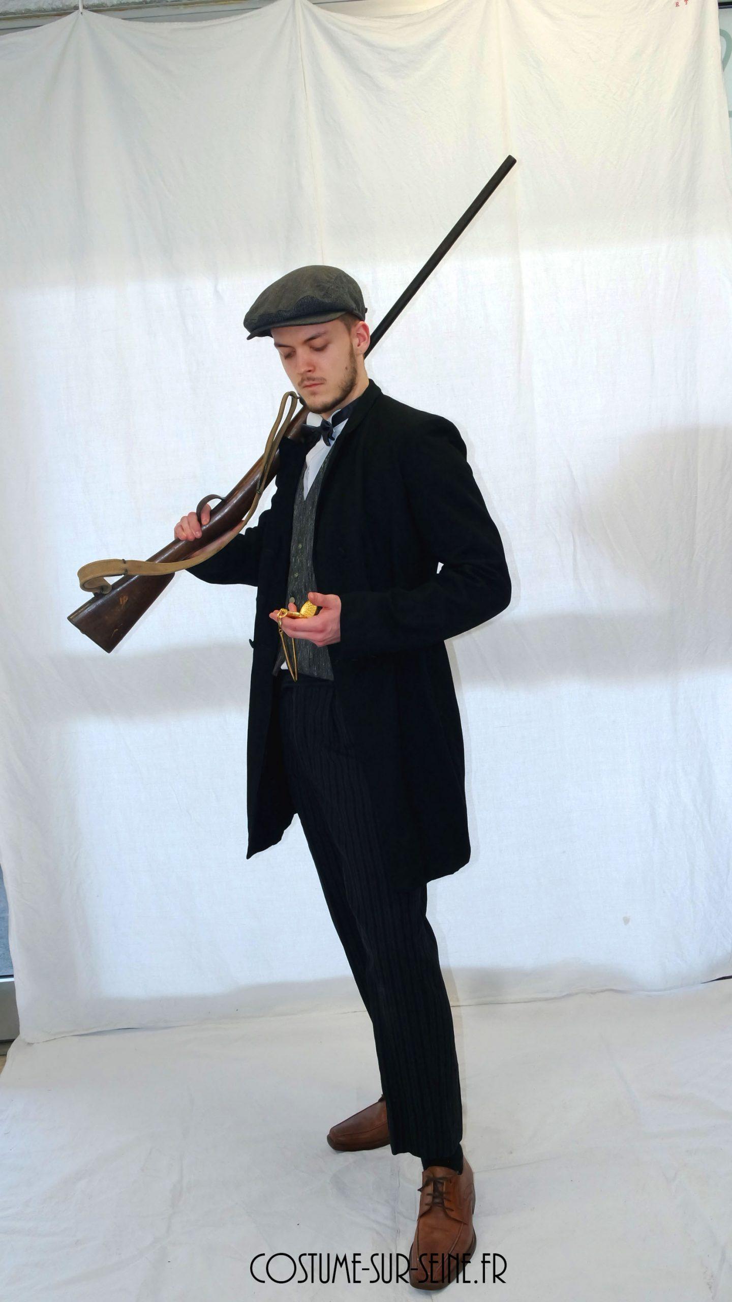 Costume Peaky Blinders 1920