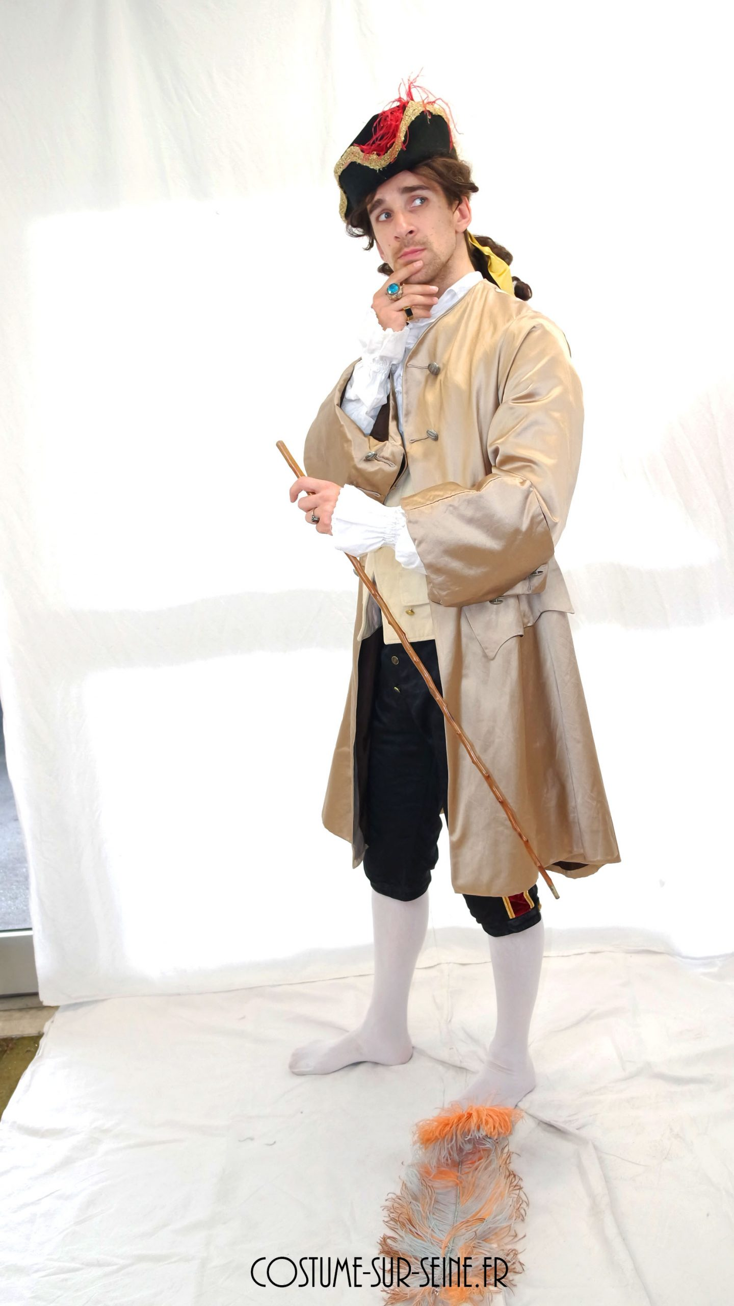 Baron costume